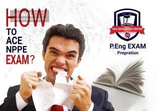 کلاسهای آمادگی امتحان P.Eng.