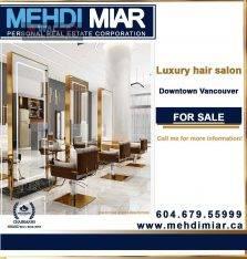 آرایشگاه برای فروش دان تاون توسط Mehdi Miar