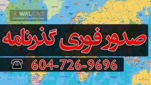 پست سریع بین المللی، خدمات کنسولی ایرانیان