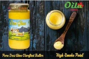 روغن سیاه دانه اویلا کانادا ,روغن گی ، Ghee oil
