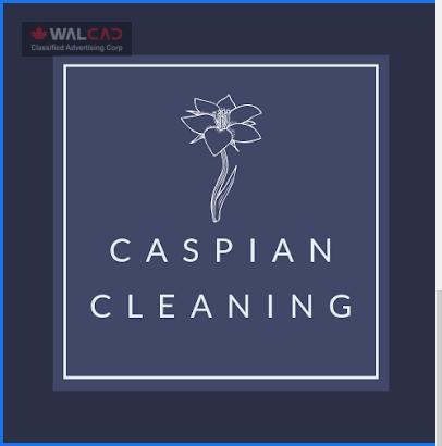 خدمات نظافت کاسپین