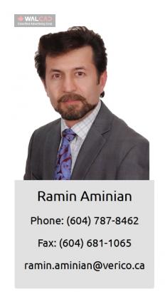 مشاور وام املاک Ramin Aminian در Burnaby و North Vancouver