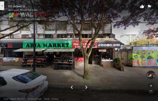 سوپر مارکت آریا
