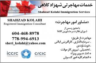 مشاور امور مهاجرت