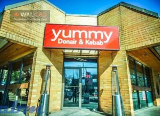 رستوران یامی دونر کباب Yummy Donair and Kebab