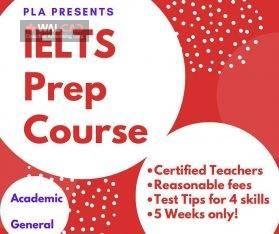 کلاسهای آمادگی IELTS موسسه PLA
