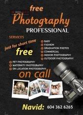 عکاسی حرفه ایی در محل