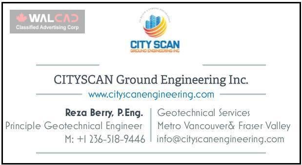 خدمات مهندسی ژیوتکنیک