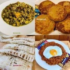 غذاهای خانگی گیلانی