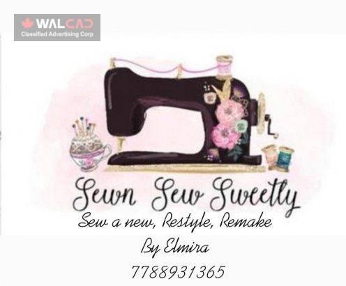 خدمات خیاطی Sew Sweetly