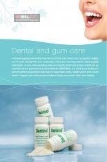 پودر سفید کننده و محافظ دهان و دندان