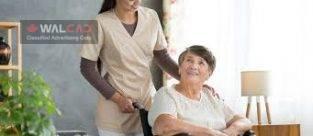 تمیزکاری منزل و نگهداری سالمند
