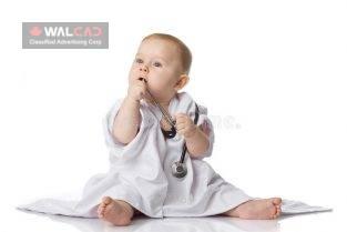 پزشک متخصص اطفال