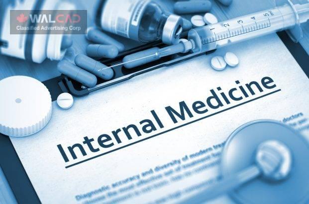 پزشک متخصص گوارش و داخلی