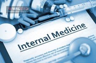 پزشک متخصص داخلی