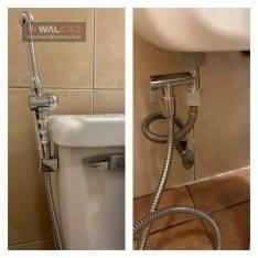 نصب و تعویض شیر دستشویی