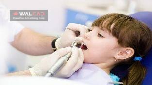 کلینیک دندانپزشک کودکان – دکتر شادفر