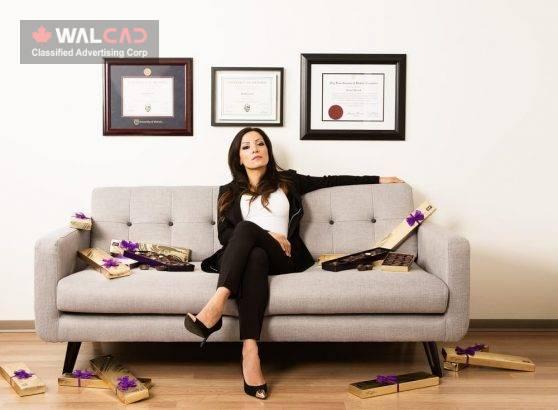 وکیلLeena Yousefi-Founder   Family Lawyer