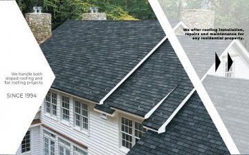 سقف سازی و عایق سقف