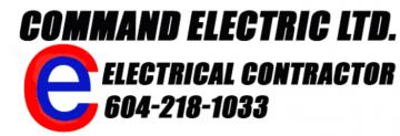 کلیه خدمات الکتریکی ، سیم کشی و برق رسانی-کوماند