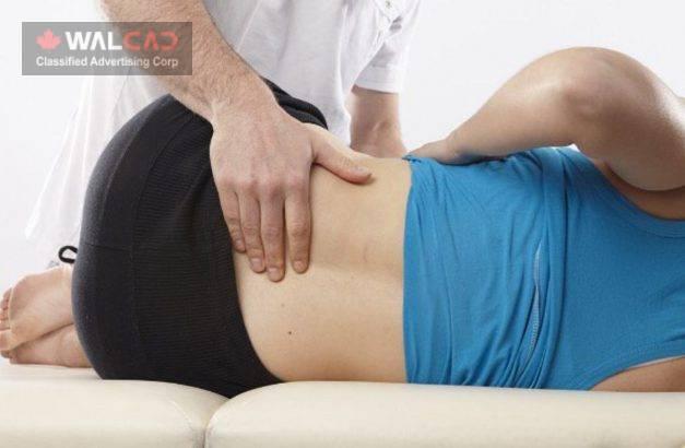 ماساژ درمانی و درمان درد کلینیک