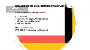 تدریس آنلاین آلمانی توسط عرفان فرقانی