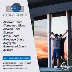 نصب و تولید درب و شیشه