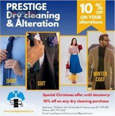 خشکشویی و تعمیرات همه نوع لباس