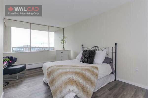 اجاره آپارتمان کاملاً مبله یک خوابه در طبقه 14