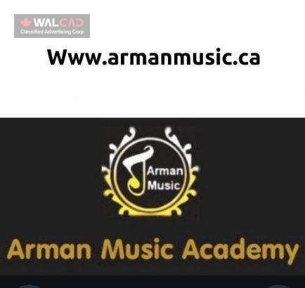 آموزشگاه موسیقی Arman
