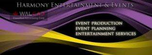 برنامه ریزی کنسرت، عروسی و مهمانی – هارمونی
