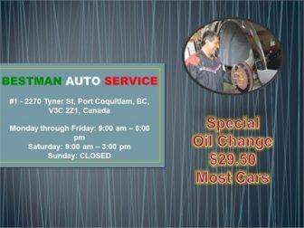مکانیکی و تعمیرگاه اتومبیل – Bestman Auto
