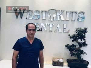 دندان پزشک عمومی – دکتر علی کریمی موسوی