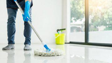 نظافت منزل و محل کار – کوروش