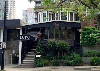 رستوران ایتالیایی لوپو