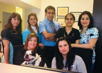 دندانپزشک – دکتر علی هاشمی