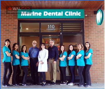 کلینیک دندانپزشکی Marine Dental