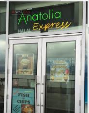 رستوران ترکی – آناتولیا