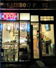 کافه رستوران – Rainbow Plate Cafe