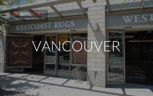 فرش فروشی West Coast Rugs شعبه Vancouver