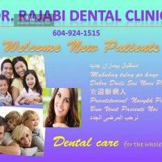 دندان پزشک عمومی و زیبایی – دکتر محمود رجبی