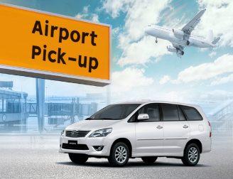 دلیوری و پیکاپ فرودگاهی و سرویس حمل و نقل- آزاده