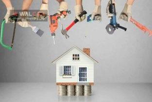بازسازی و تعمیرات داخلی و خارجی ساختمان- کوروش صادقی