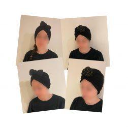 کلاه حجاب و کلاه رنگی .دوخت و فروش سفارشی