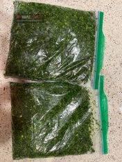 سبزی پلویی وخورشتی -سپیده علی آبادی در نورث ونکوور