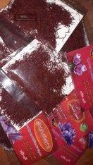 سرگل زعفران بدون واسطه ومستقیم یک و نیم مثقالی