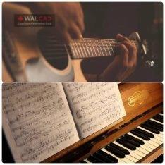 دعوت به همکاری از معلمین سازهای گیتار و پیانو در آرمان میوزیک